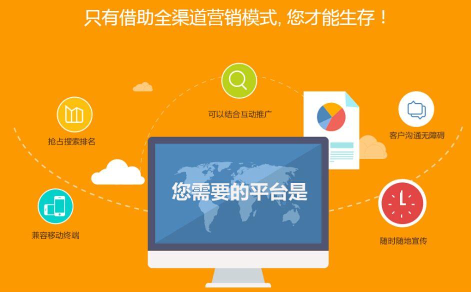貴陽陽光創信網站建設